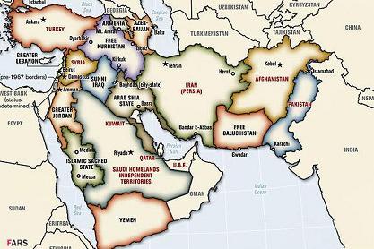 حکومت فدرال برای تجزیه ایران؟ از بهرام آبار: