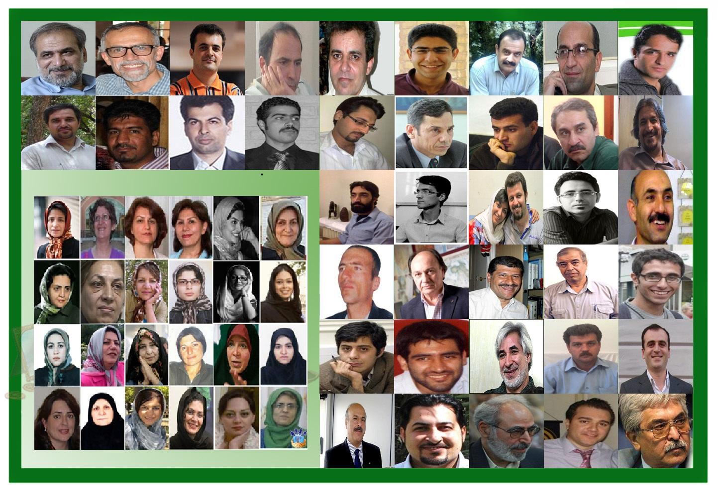 چرا در زندان های ایران  اعتصاب غذا به امری روزمره تبدیل شده است؟ منصوره بهکیش