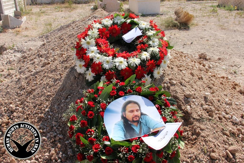 مراسم خاکسپاری و بزرگداشت سید جمال حسینی در ترکیه برگزار شد