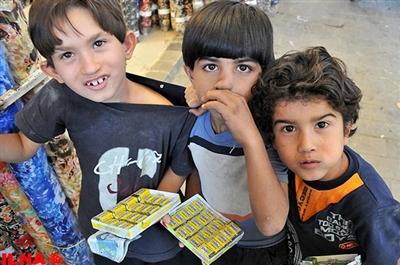 کودکان کار، ستمدیدگان بیصدا