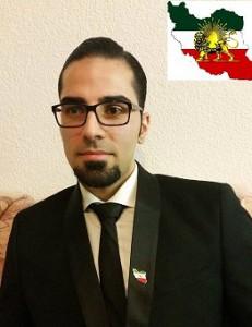 کورش پاسیار (سویس)آدمین سایت  Kurosh Pasyar(Schweiz), zuständig für die Secular Democrat Party -Internetseite