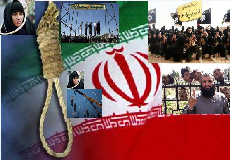 جمهوری اسلامی بدتر است یا داعش؟ از طه حسینی: