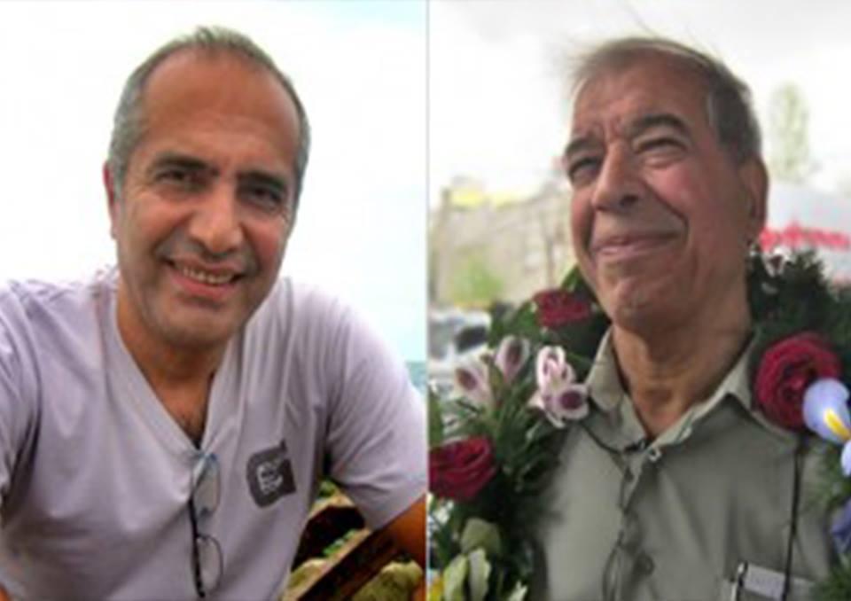 ابراهیم مددی و داود رضوی همچنان در بازداشت وزارت اطلاعات