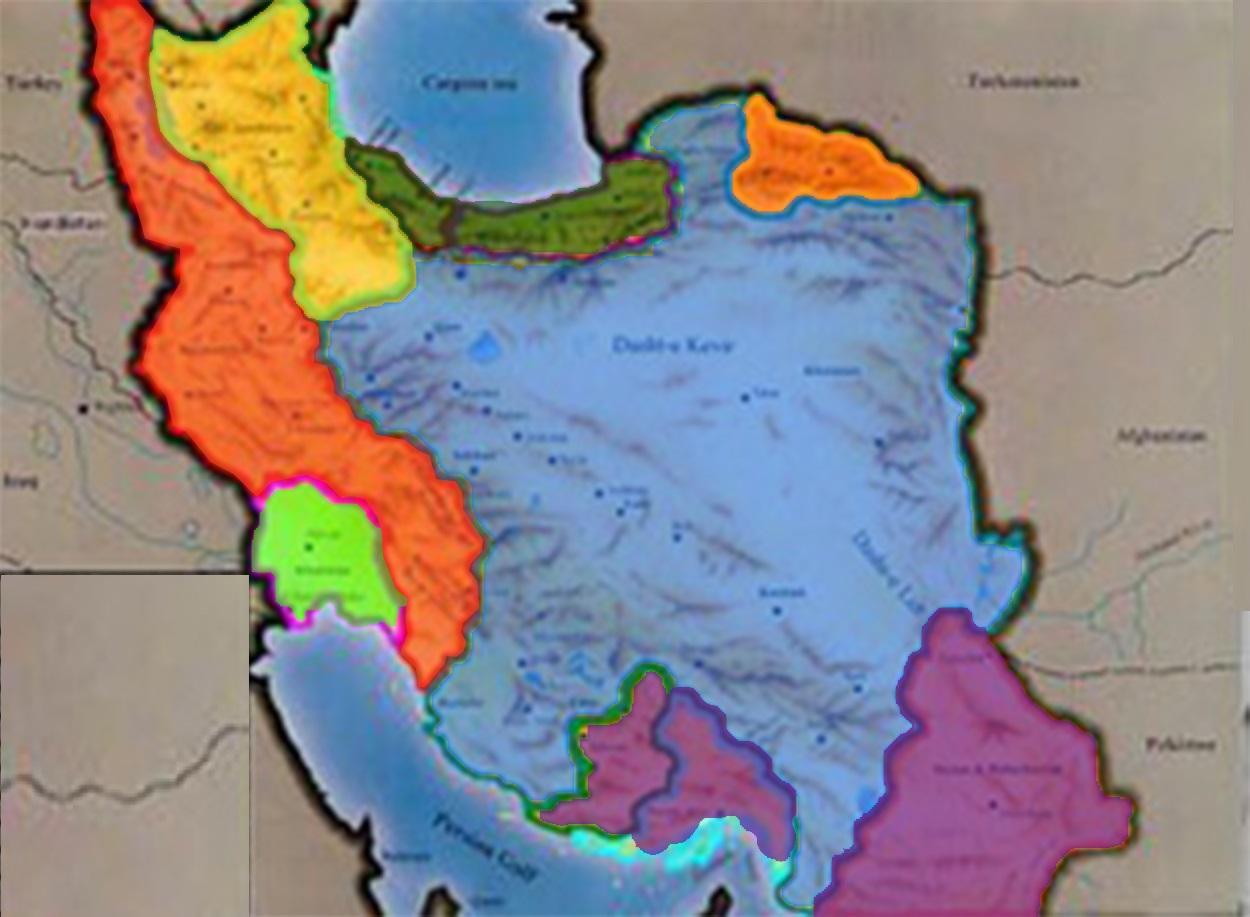 فدرالیسم برای تجزیه ایران، از بهرام آبار: