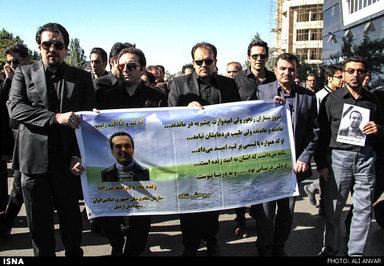 افشاگری: سرطان شناس اردبیلی را سپاه کشت