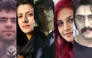 بازداشت دست کم ۵ فعال دانشجویی در تهران و کرج