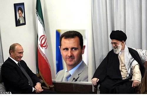 خامنه ای، پوتین و سرنوشت اسد در سوریه