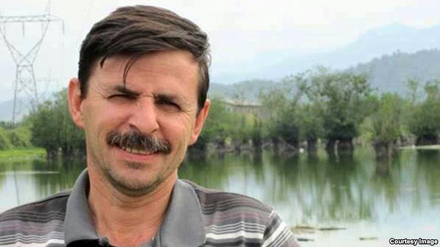 اعتصاب غذای محمود بهشتی در زندان اوین