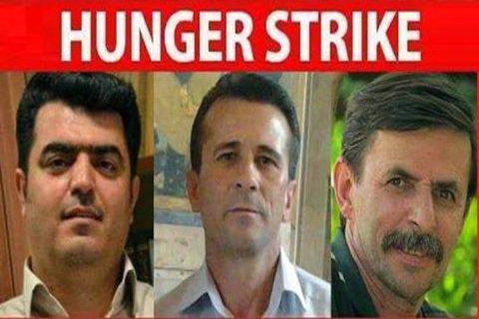 دستگیری فعالین کارگری و معلمان و اعتصاب غذای آنها