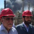 آتشسوزی مهیب پتروشیمی ماهشهر منطقه پتروشیمی ماهشهر از روز چهارشنبه آغاز شد و مسئولان رژیم اعلام کردند که آتشسوزی مهار شده است! پس از اعلام مهار این آتشسوزی ، اخبار […]