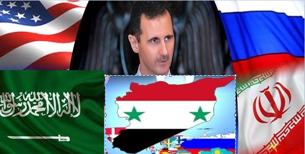 عربستان، ایران و روسیه در سوریه، از دکتر بهرام آبار