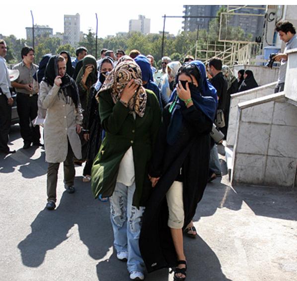 قاچاق زنان و دختران ایرانی، از دکتر بهرام آبار