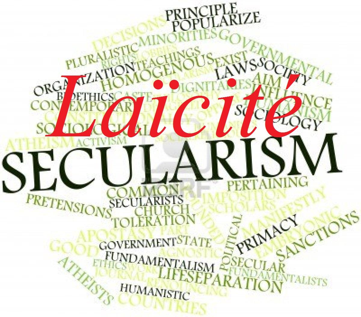 تفاوتهای لائیسیته با سکولاریسم، از محمدحسین صدیق یزدچی