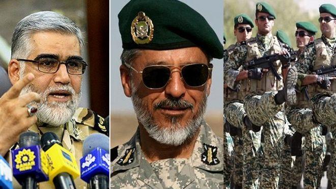ژنرال ها و سرداران کجا هستید؟ امنیت ملی فقط سرکوب منتقدان نیست! از اشکان رضوی