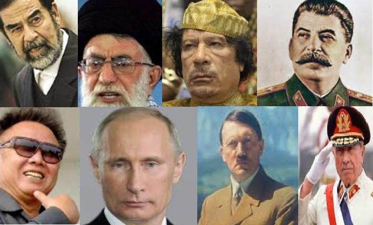 دیکتاتور و دیکتاتور پروری؛ از دکتربهرام آبار