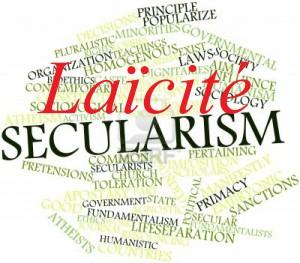 سکولاریسم و لائیسیته