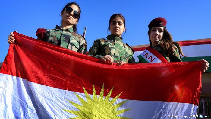 کردستان عراق و همه پرسی استقلال