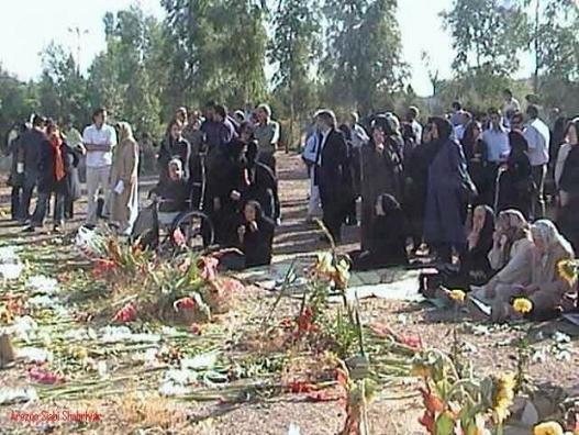 جمهوری اسلامی اشغالگر ایران و کشتار جوانان