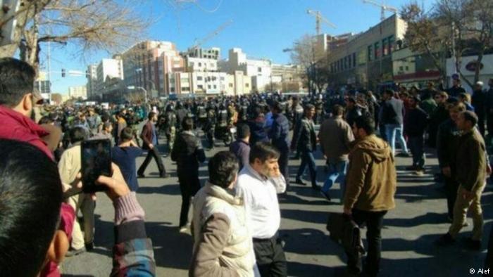 اتهام محاربه و مفسد فی الارض به بازداشت شدگان