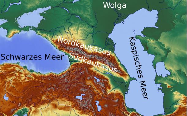 نقش خامنه ای در تاراج دریای خزر