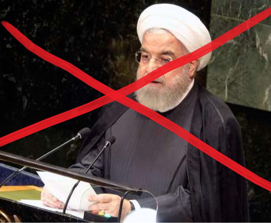دکترین امنیتی روحانی در اوج فلاکت رژیم، از زینت میرهاشمی