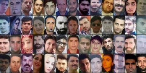 قریب به ۲۰۰۰ کشته در جریان اعتراضات سراسری آبان ماه – اسامی ۵۰۰ نفر از جانباختگان
