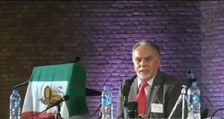 سخنرانی دکتر بهرام آبار از حزب سکولار دمکرات (ایران)