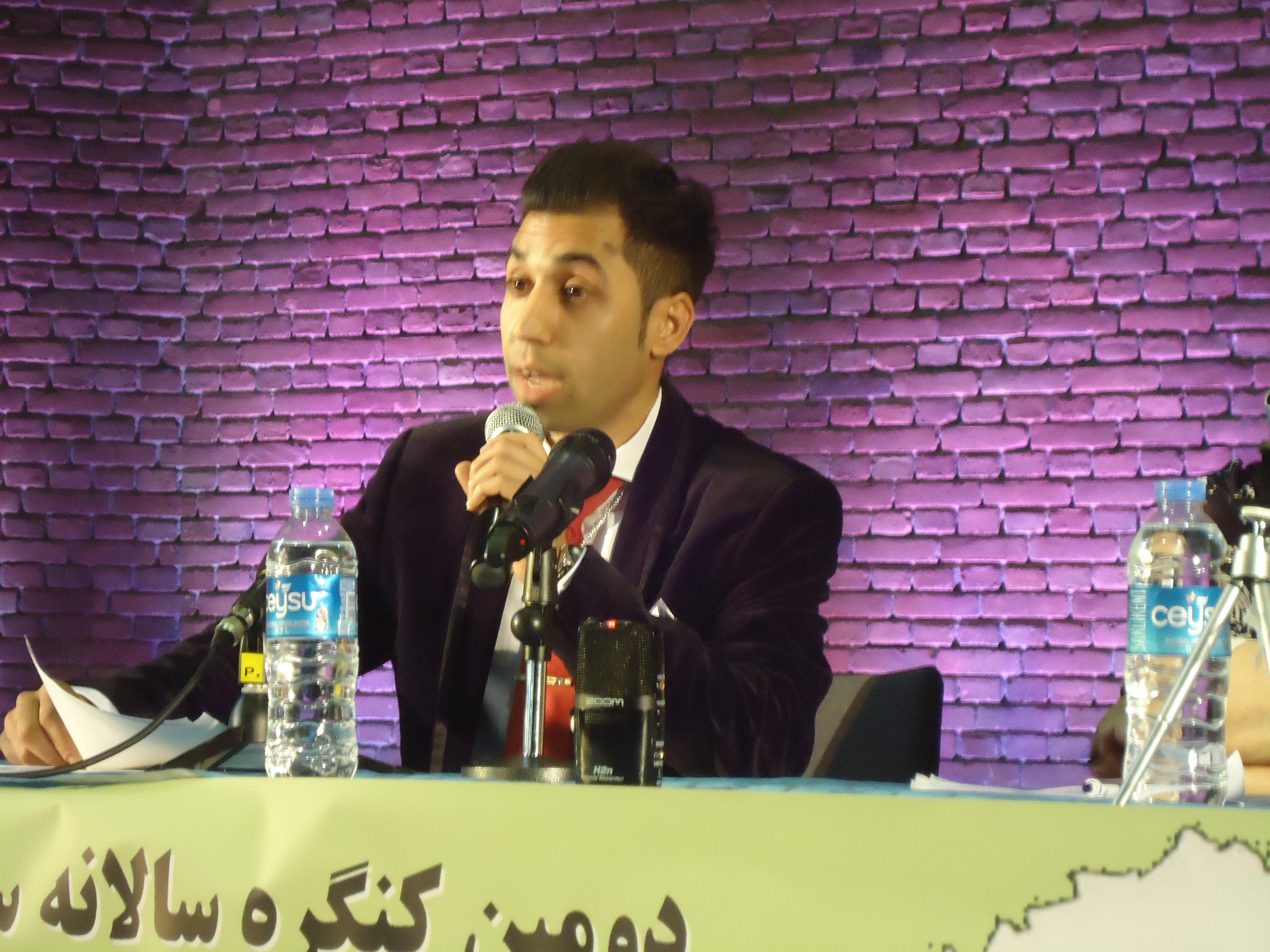 مصاحبه آرمان چاروستائی در تلوزیون ایران آریایی