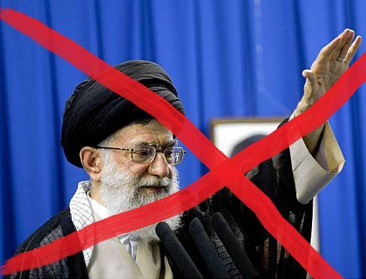 رهبر نظام آخوندی، سرمست و سرخوش از فجایع غزه