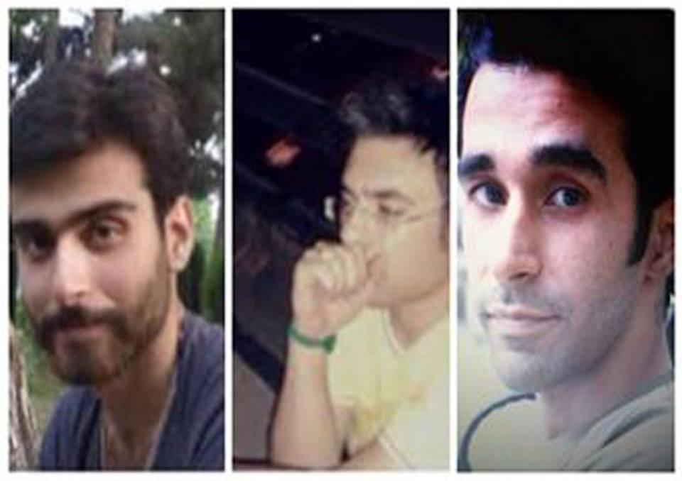 بیست و چهار سال حبس برای ۳ فعال مدنی