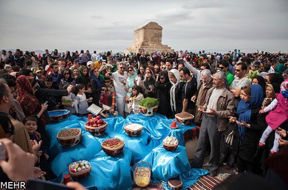 نوروز،جشن ملی و نماد پایداری ایرانیان بعنوان یک ملت