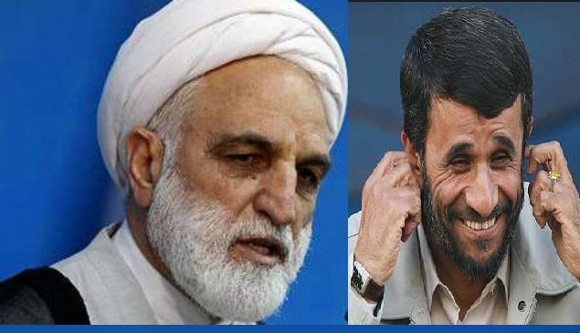 اعتراف اژه ای؛ رئیس جمهور محترم (احمدی نژاد) یک لات بود
