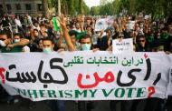 انتخابات تقلبی ملاها، برای تائید تبهکاری آنها