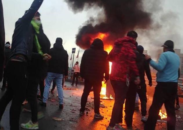 بازداشتشدگان اعتراضهای آبان از لحظه دستگیری ناپدید شدهاند