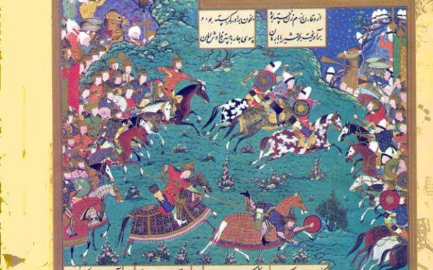 شاهنامه فردوسی و هویت ایرانی